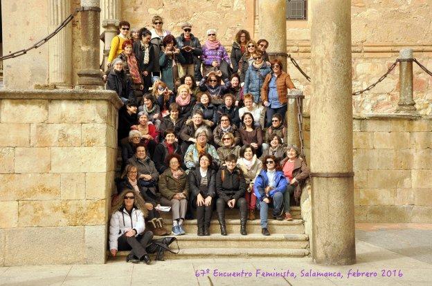 67º Encuentro feminista Salamanca febrero 2016